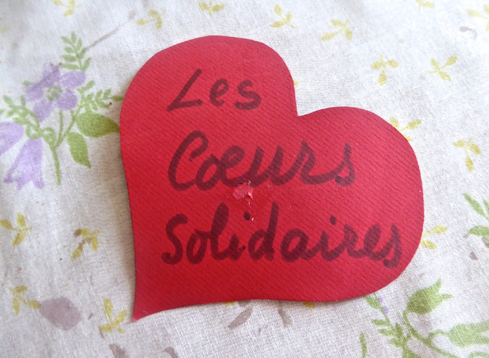 Les cœurs  solidaires (p.28)