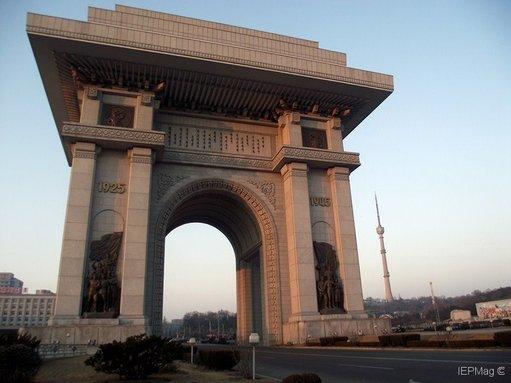 Mon voyage en Corée du Nord