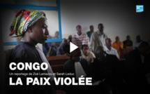 """Congo : la paix violée"" (prix Bayeux-Calvados,2011)"