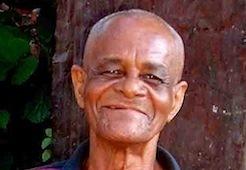 Hilarión,  le vieux travailleur