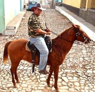 La vie à cheval