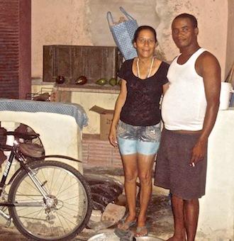 Rolando, le courageux vendeur de Trinidad
