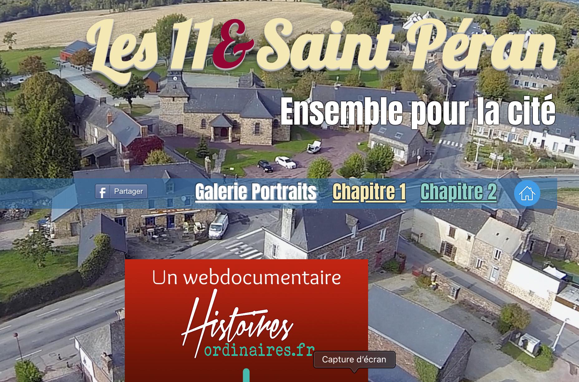 Chez Patrick, l'esprit punk souffle à Saint Péran