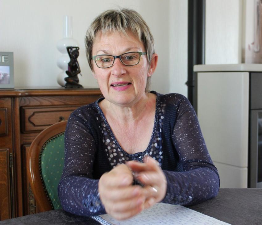 Blandine : « On a des devoirs envers les autres et envers le pays »