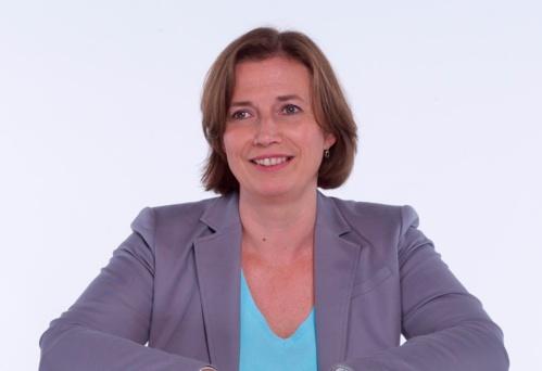 Claire Hédon, président ATD Quart Monde (photo Michel Bousquet).
