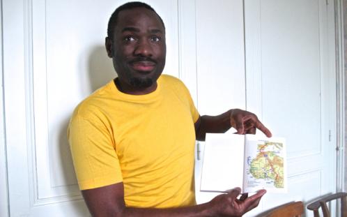 """Robert Lefort à ses frères Africains: « L'Eldorado, c'est d'où je viens"""""""