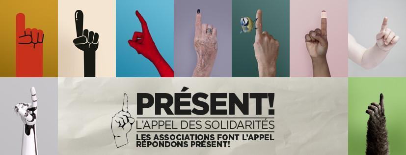 Campagne : 75 associations lancent « L'Appel des Solidarités »