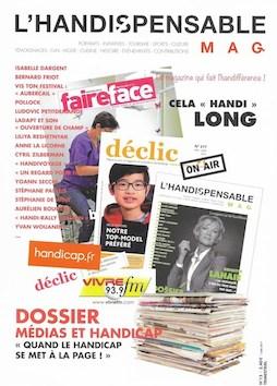 """Sur L'Handispensable : un dossier """"Médias Et Handicap"""""""