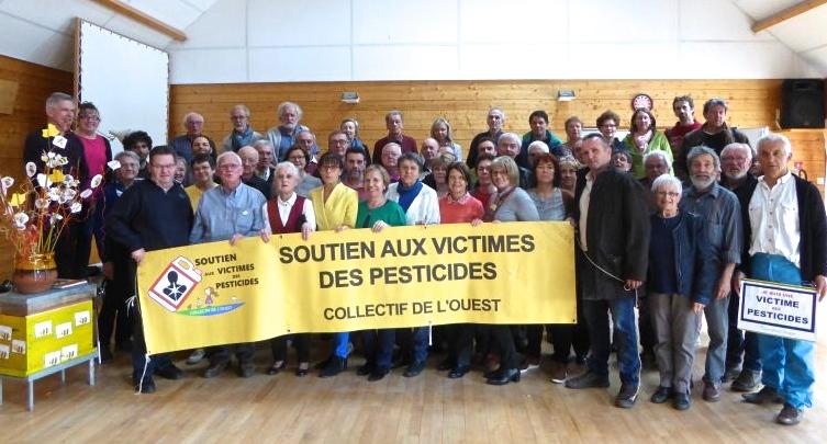 Les pesticides ont brisé leur vie