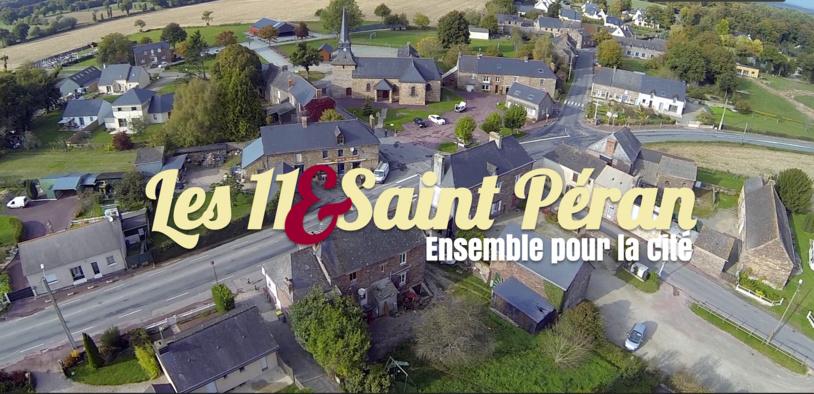 Pour visualiser les 11 et Saint Péran c'est ici