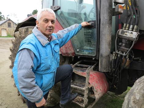 Armel combat ces pesticides qui ont pourri sa vie