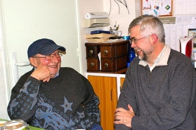 Henri Leborgne et Pierre Yves Jan