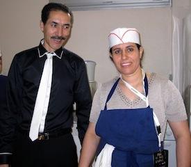 Avec Omar, son mari, Fatima foudroie les clichés