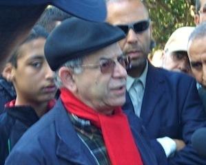 Le militant des Droits Humains Abdelhamid Amine.
