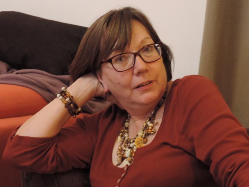 La marche des femmes de Geneviève Roy
