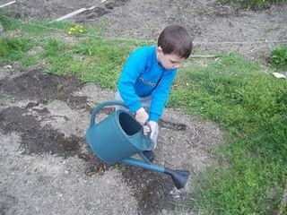 Le jardinage, à tout âge