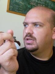Wasim, le Palestinien, lutte avec des associations juives