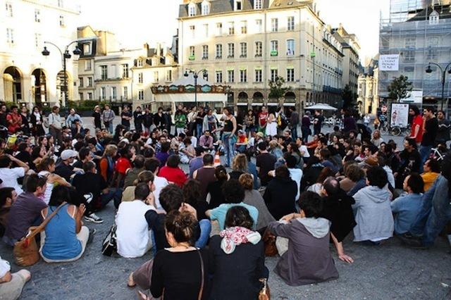 A Rennes (Photo Le Mensuel de Rennes)