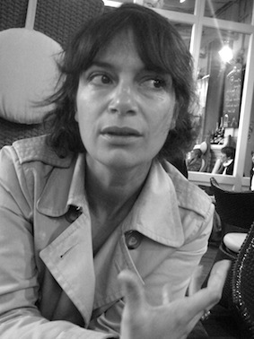 La journaliste Manon Loizeau, porte-voix des résistants iraniens