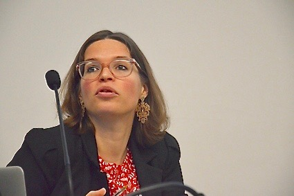 Maud Chirio, historienne, est Maître de conférence à l'Université de Paris Est- Marne La Vallée