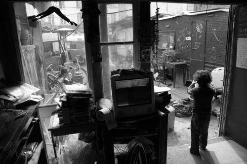 """L'histoire du """"Garage du n'importe quoi"""""""
