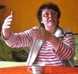 Christine « aime bien se battre, tout le temps »