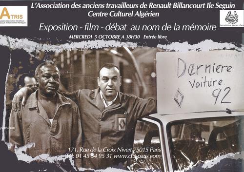 La mémoire ouvrière de Renault-Billancourt