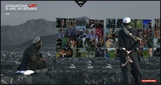 Afghanistan, 10 ans, 100 regards