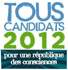 Devenez candidat en 2012