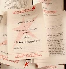 Moutaa, un combattant aux urnes à Tunis