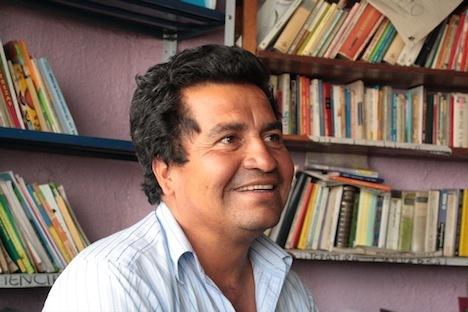 Alvaro est président de l'assemblée communale