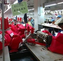 Chine : Barbie persiste et signe