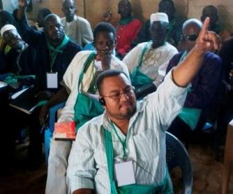 photo Philippe Revelli - Conférence de Sélingué Mali