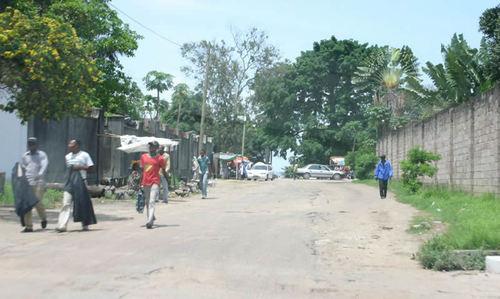 Veille de résultats d'élections à Kinshasa