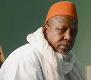 Le président du Haut Conseil Islamique (photo Laurent Larcher pour La Croix)