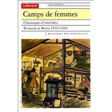 Dans les camps de Pétain, il était une jeune femme, Angelita