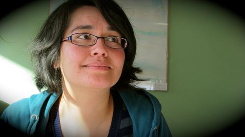 Marine Bachelot, écrivaine, metteure en scène et militante féministe