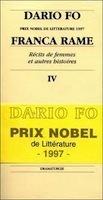Franca Rame, la complice de Dario Fo