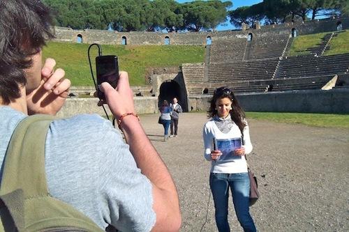 Marc Le Gall et ses lycéens web-trotteurs de Brest