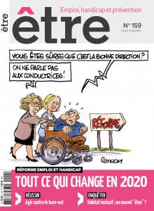 Dans Être, « Tout ce qui change en 2020 » pour le handicap