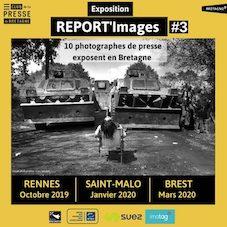 Avec Mathieu Pattier et les autres photographes de l'expo Report'Images #3
