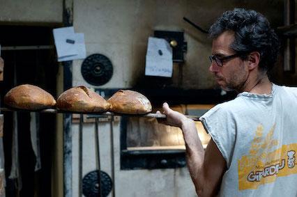 Fabien, boulanger à la Scop de Mellionnec (22), reportage à paraître en avril 2020