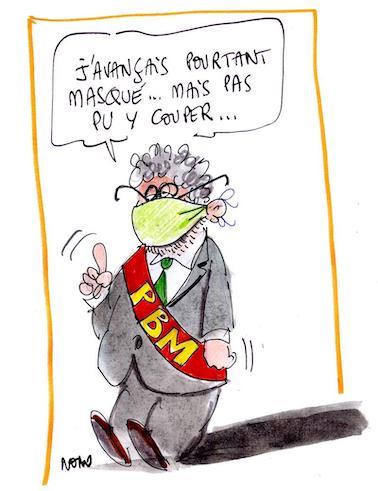 Nono à la barre de Paris Breizh Media