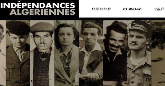 """""""Indépendances algériennes"""""""