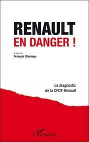 Automobile : un livre de la CFDT-Renault