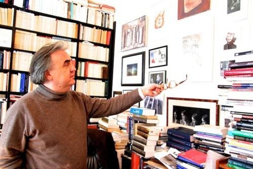 Pierre-Emmanuel Dauzat, l'ogre des mots