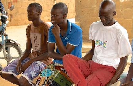 Cet été au village, discussion sur le projet