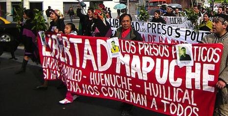 Avec les Mapuches, pour leur droit à la terre