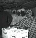 Premier vote féminin/Nyala/Darfour Sud 1964 © Mohamed Abdarassul/Elnour