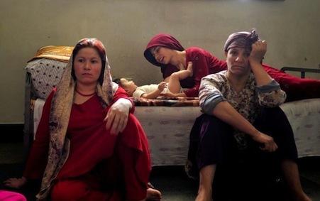 Afghanistan, dans les prisons des femmes (Sonia Naudy)